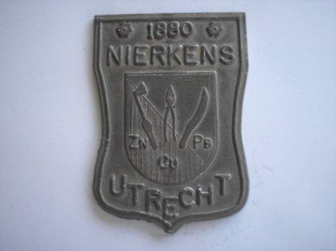 Naam: NierkensPlaats: UtrechtJaartal: 1880