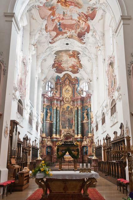 Fridolinmünster Bad Säckingen