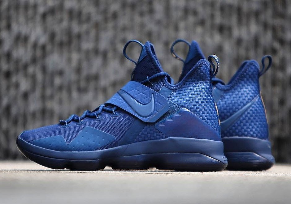 Release Reminder: Nike LeBron 14 Agimat Launches Not Only ...