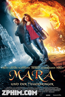 Mara Và Hỏa Lai Nhân - Mara und der Feuerbringer (2015) Poster