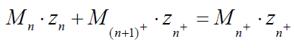 caracterización de la fracción pesada Mn+ Zn+