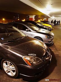 Car Scene in GTA