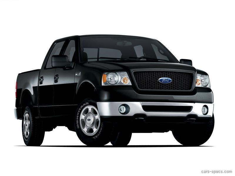 2005 ford f 150 supercab specifications pictures prices. Black Bedroom Furniture Sets. Home Design Ideas