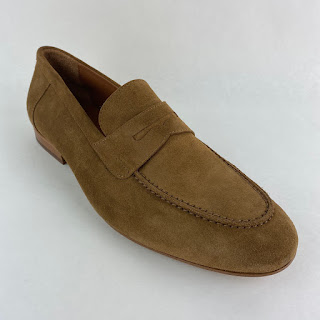 Jack Erwin NEW Suede Loafers