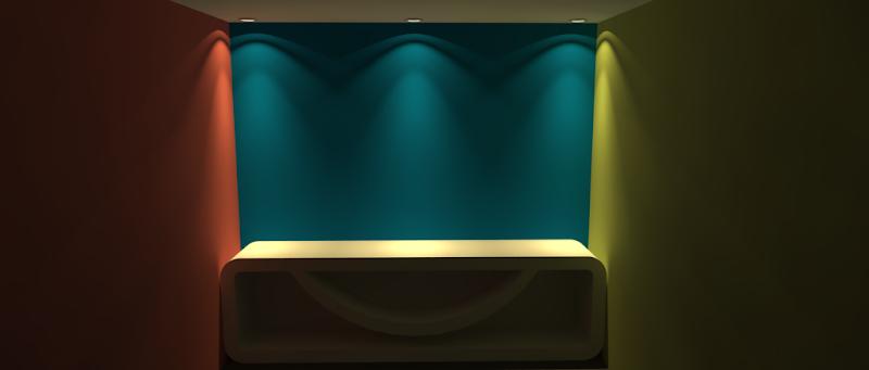 สร้างแสงไฟด้วย IES Light ตอนที่ 1 [ปรับปรุงเนื้อหา ภาพประกอบ และลิงก์ดาวน์โหลด] Ieslight11