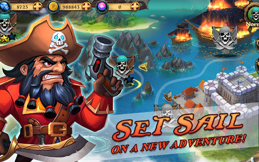 Pirate Heroes: Siege of Atlantis 1.0.0 androidappsheaven.com 1