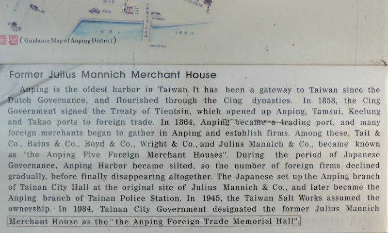Former Julius mannich Merchant House