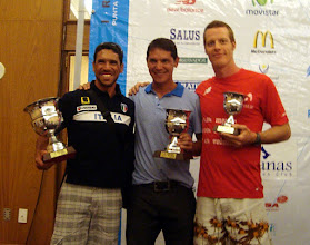 Photo: Top 3, 1st was Brazil, 2nd Argentina, 3rd Canada