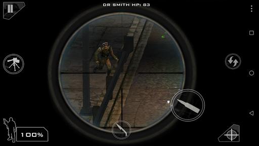 Green Force: Zombies HD  screenshots 9