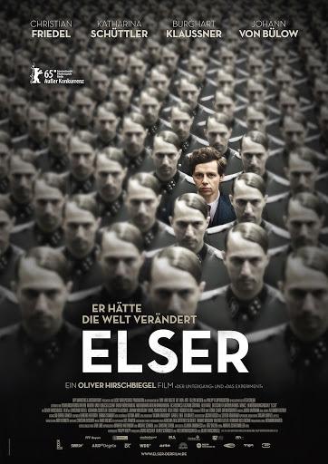 Τα 13 λεπτά που δεν άλλαξαν την ιστορία (Elser) Poster