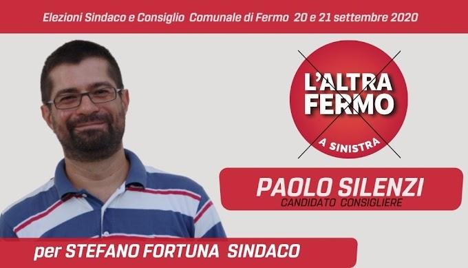 """VOTA Paolo Silenzi """"L'Altra Fermo A Sinistra"""" per Stefano Fortuna Sindaco - SCARICA IL PROGRAMMA COMPLETO"""