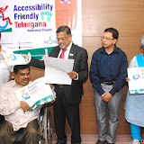 Launching of Accessibility Friendly Telangana, Hyderabad Chapter - DSC_1230.JPG