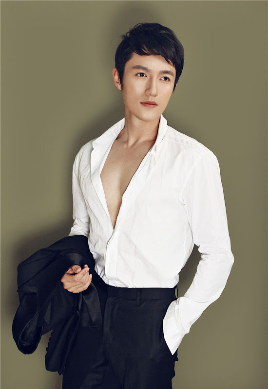 Zhang Xin China Actor