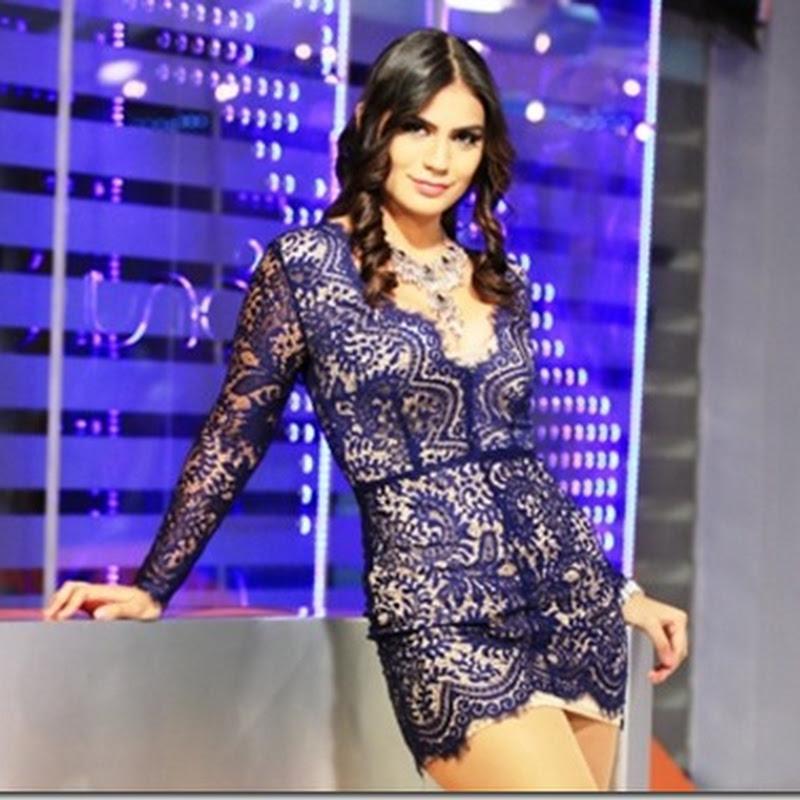 Thalma Roca: presentadora de televisión en la Red Uno