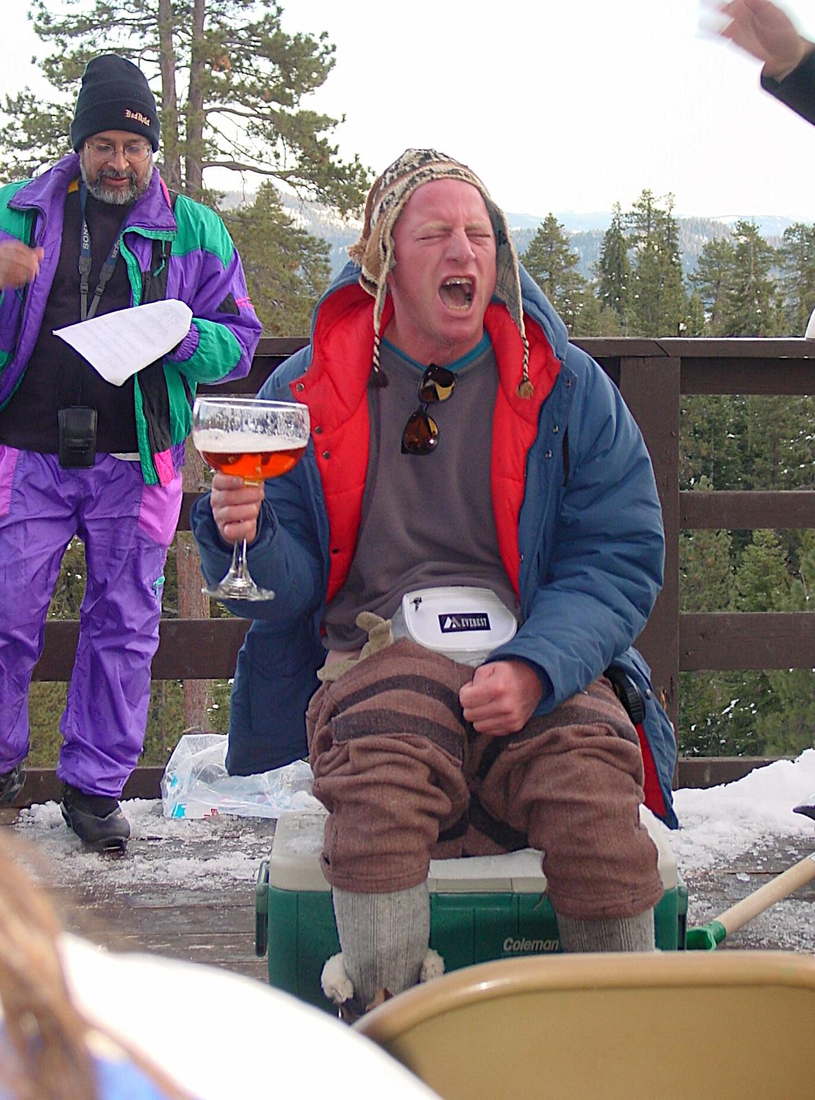 2001 - Ski Hash