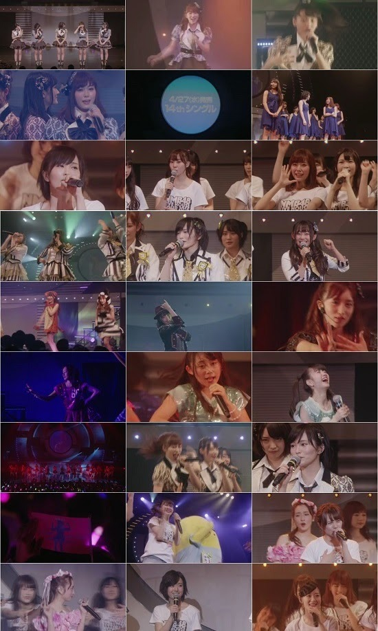 (LIVE)(360p) NMB48 Live House Tour 2016 [emailprotected] Namba 梅田彩佳 卒業ライブ 160331 (Download)