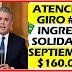 ¿Cuál es la fecha del próximo pago del Ingreso solidario ?