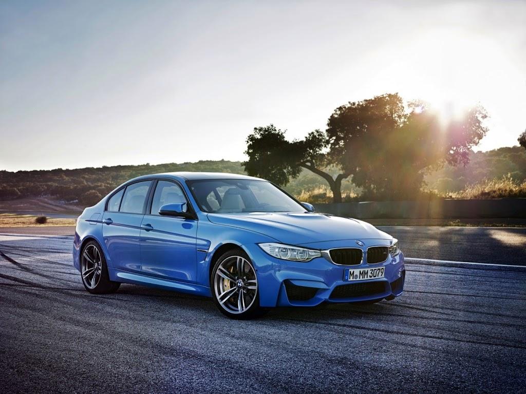 2015 BMW M3 Sedan 407