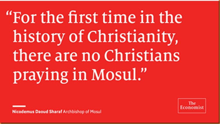christians in Mosul