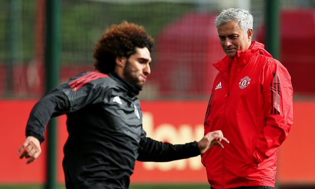 EPL: I might leave Manchester United – Fellaini