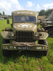 WC54 Dodge Ambulance - Market Garden basecamp in Veghel. September 2014
