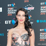 WWW.ENTSIMAGES.COM -    Jessica Lowndes   at      BT Sport Industry Awards at Battersea Evolution, Battersea Park, London May 2nd 2013                                                  Photo Mobis Photos/OIC 0203 174 1069