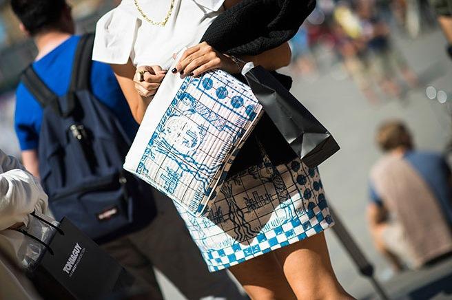 *秀場外的街拍:Copenhagen Fashion week 熱鬧登場! 3