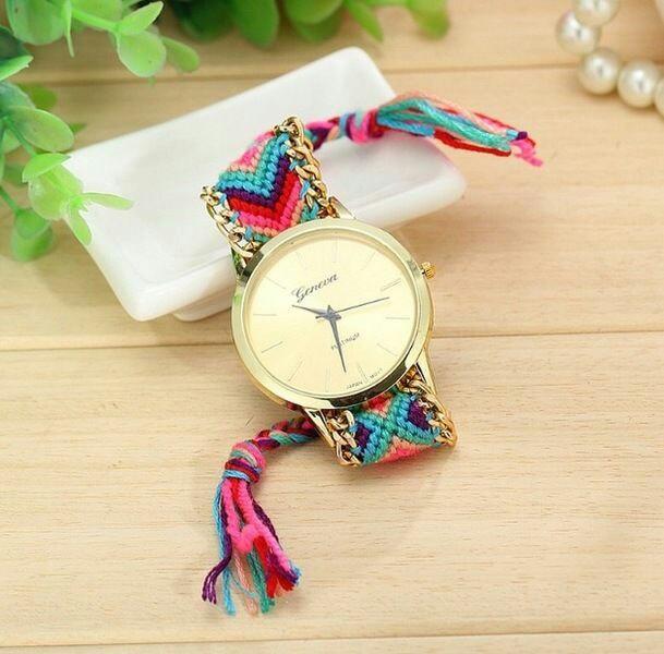 montre bracelet brésilien