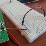 A simple, but key concept in wiring up the project: the fan controller and Arduino must share a common ground.