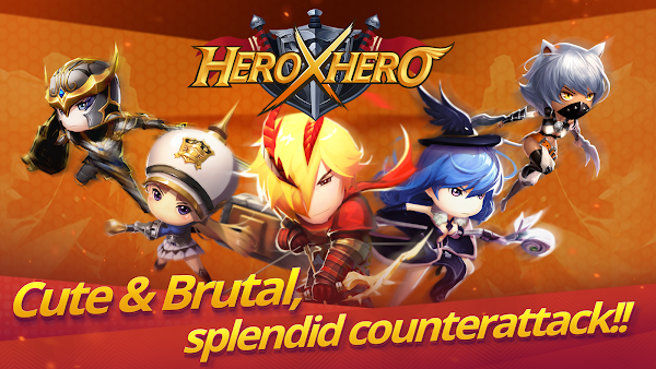 HACK GAME HERO X HERO CHO ANDROID