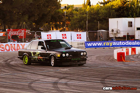 Black BMW E30 Drift Toy