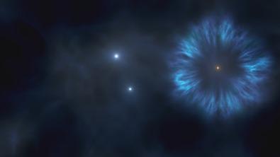 a estrela Pristine foi formada a partir do material expelido pelas primeiras supernovas