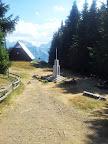 Auf dem Dreiländereck (1507m)