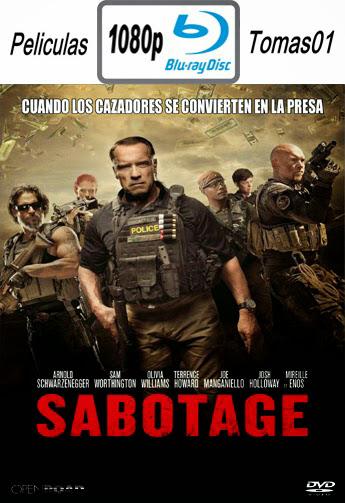 Sabotage (2014) BRRip 1080p