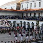 Homenaje Fuerzas Armadas