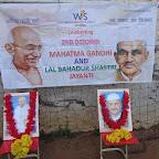 Celebrate Gandhi & Shastri Jayanti (Primary) 03.10.2015