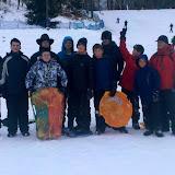 Carmel Boy Scouts December 2012 Winter War