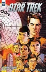 Actualización 30/09/2017: Actualizo con los últimos números, el 59 y el 60 de Star Trek Ongoing – Las Nuevas Aventuras por el Almirante Axelorius de la mansión del CRG.