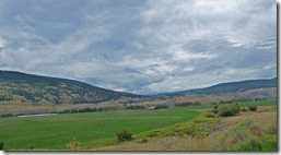 Caraboo Highway before Cache Creek, BC