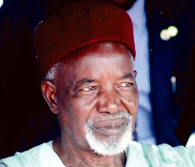 Just in: Balarabe Musa Is Dead