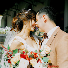 Wedding photographer Ekaterina Shemagonova (Magnolia). Photo of 10.11.2017