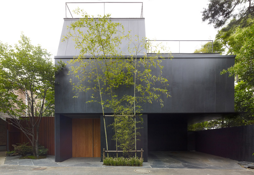 house S design by keiji ashizawa