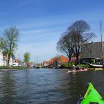 144-We varen terug over de Diepe Dolte en zetten koers naar de Nauwe Larts.