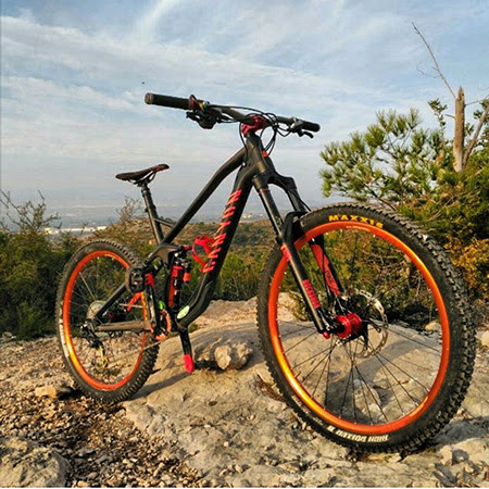 Canyon Enduro Instagram