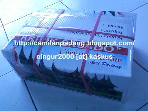 Contoh Paket Kiriman (2)