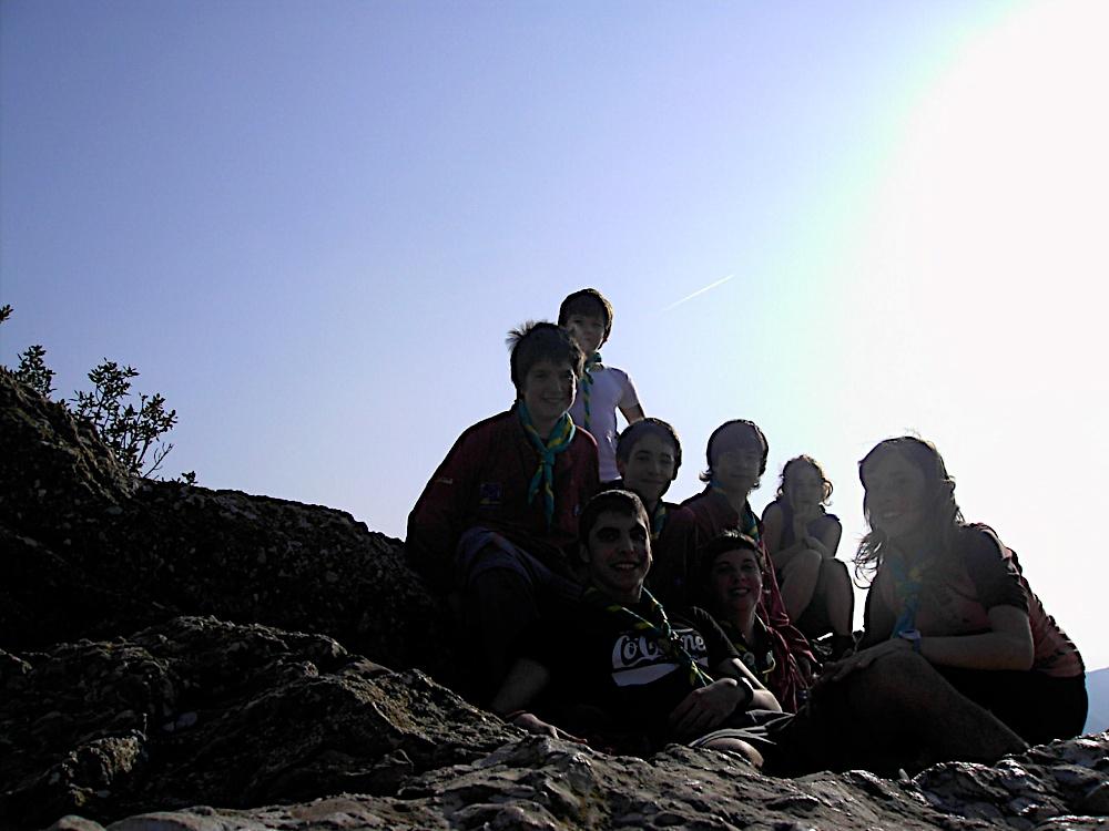 Sortida Sant Salvador de les espasses 2006 - PICT2258.JPG