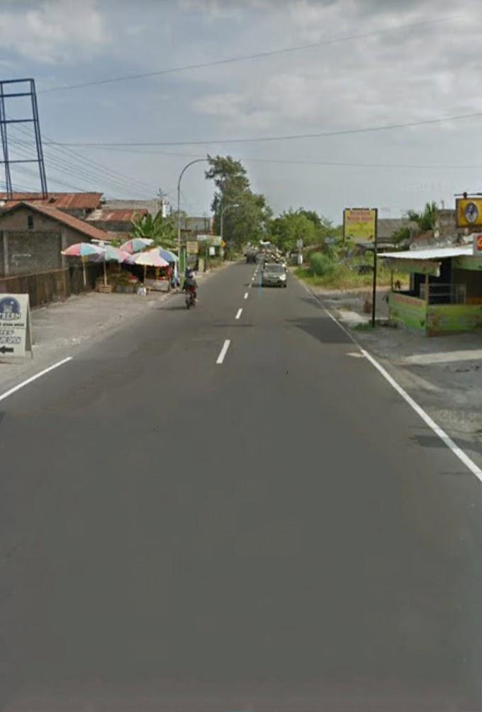 Tanah Bangunan Ruko 2 Lantai dan rumah tinggal strategis pinggir jalan raya utama Kaliurang km 11