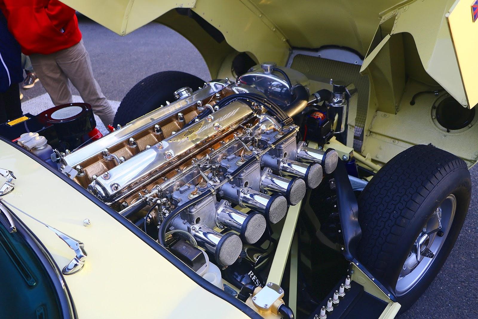1964 Jaguar E-Type 3.8 Engine Bay 5.jpg
