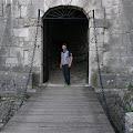 Glavna ulazna vrata na Kninskoj tvrđavi