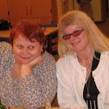 Voksensspirens 4 års fødselsdag i januar 2010